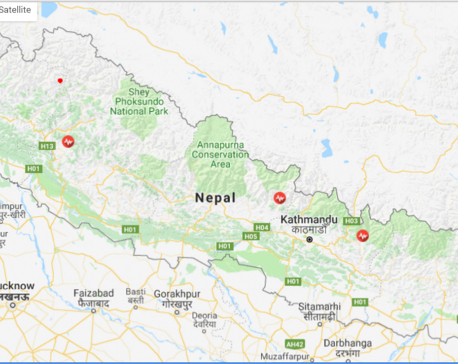 4.9-magnitude quake hits far-west Nepal