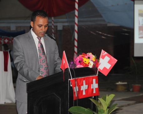 Lakai elected NSFS President