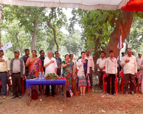 Election campaign of NSPN kicks off in Kailali