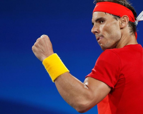 Nadal secures comeback win to set up ATP Cup final against Serbia