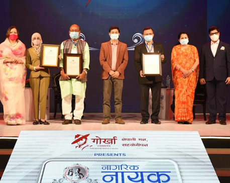 Nepal Republic Media marks 13th anniversary amidst special function (With photos)