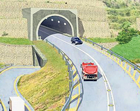 Construction of Naghdungha-Sisne Khola tunnel from Dhading side to begin