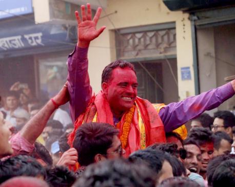 Mahar elected NSU president