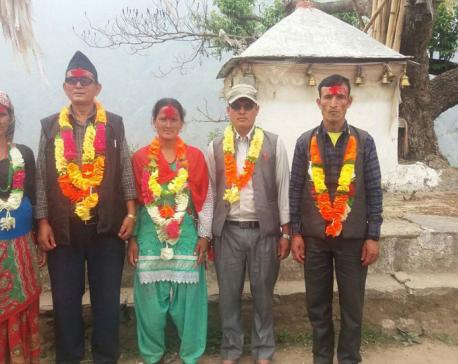 UML's Bista wins at Naraharinath