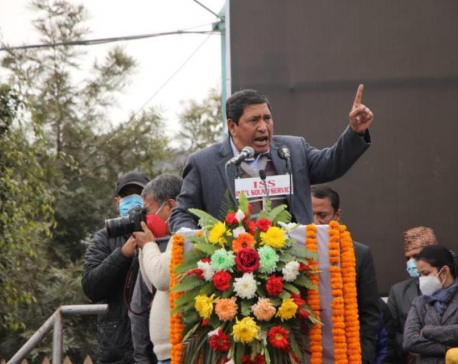 We are trying to bring NC, JSP onboard in battle against House dissolution: Spokesperson Shrestha