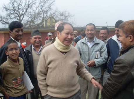 Corruption and politics ruining our development: Bijukchhe