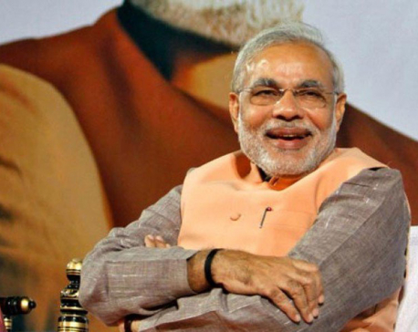 After an unsuccessful first attempt, PM Modi plans to land in Janakpur first