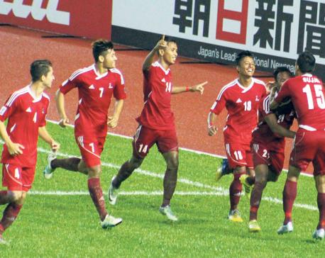 Kantipur Holidays to take national footballers on five-day Dubai tour