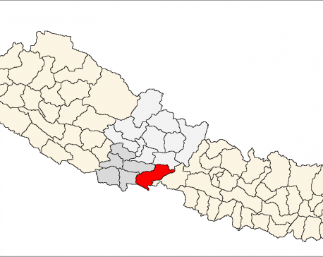 Four killed in Nawalparasi jeep accident