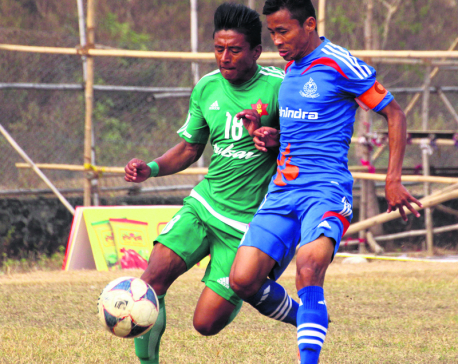 Three departmental teams, Central Region into semis