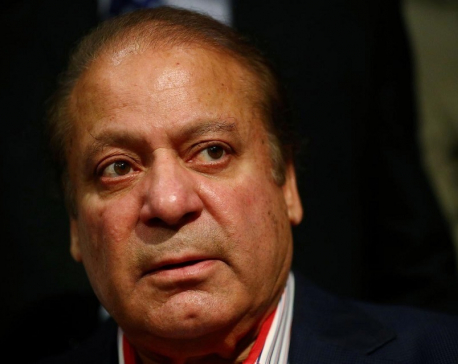 Pakistani opposition raises alarm about health of ex-PM Sharif