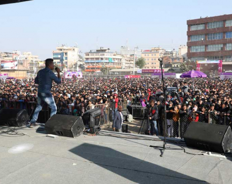 Ncell Mela concludes, enchants visitors in three cities
