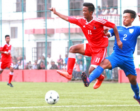 India clinches SAFF U-15 Championship; defeats Nepal by 2-1