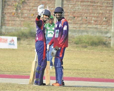 Police Club routs Karnali by 267 runs