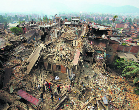 Rasuwa earthquake survivors facing series of disaster risk