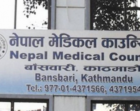 NMC to probe intermediate certificates of all 16,000 docs in Nepal