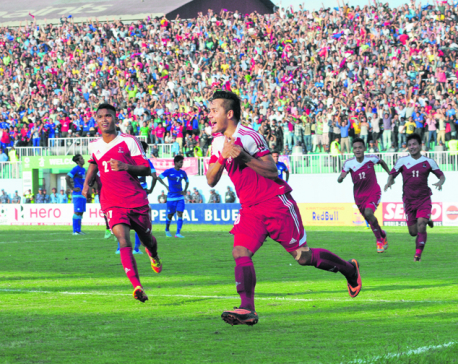 'Nepali football going through worst phase'