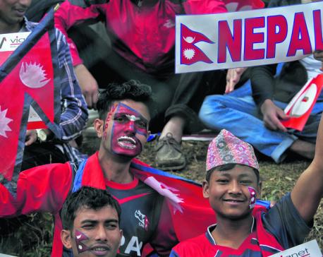 Under pressure Nepal faces tough Kenya challenge
