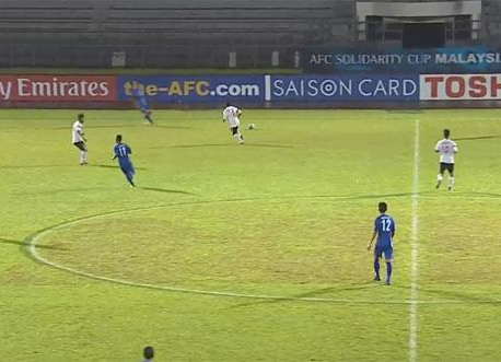 Nepal plays goalless draw against Timor Leste (video)
