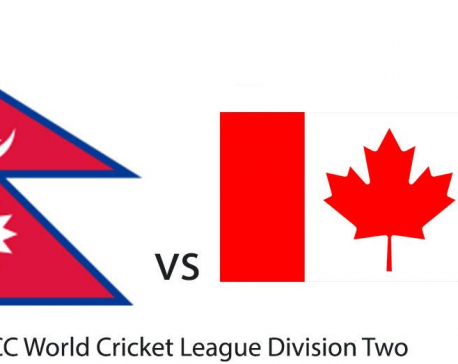 Wijeratne hits century as Canada sets 195-run target for Nepal