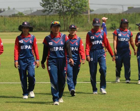 ICC Women's T20 WC: Nepal defeats Hong Kong by 4 wickets
