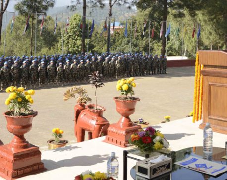 Nepal Army to be deployed in Lybya as UN peacekeepers