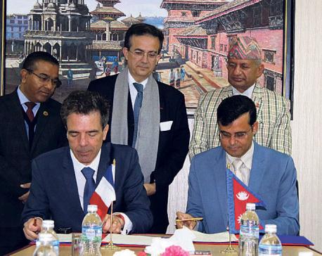 Nepal, France establish Bilateral Political Consultation Mechanism