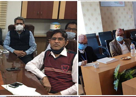 Railway JWG discusses operation of train services along Jaynagar-Kurtha Cross Border Rail Link
