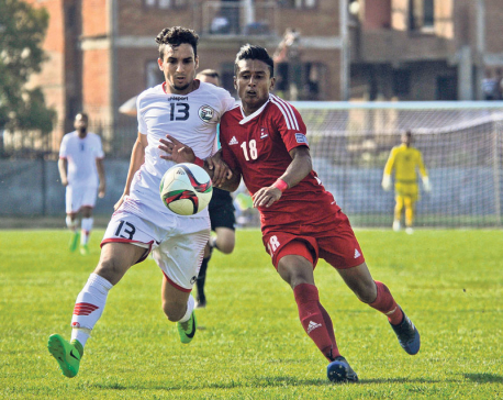 Nepal holds Yemen to goalless draw in Asian Cup Qualifiers