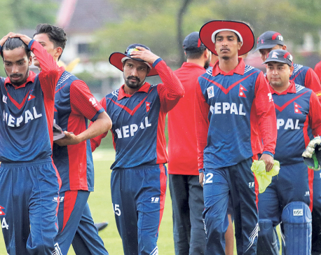 Nepal begins Asia Cup with defeat to Bangladesh