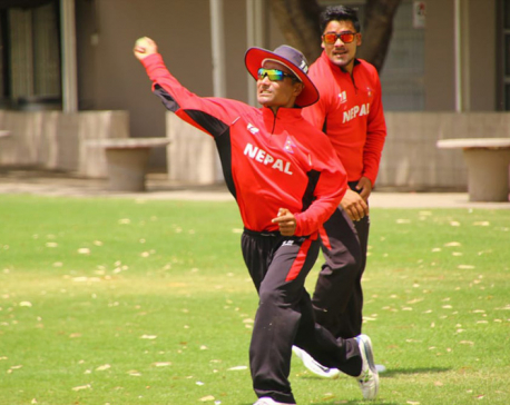 ICC WCL2: Nepal defeats Namibia in nail-biting finish