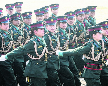 Women in Nepal Army: Challenges and opportunities