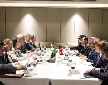 Nepal-Belgium first BCM meeting concludes in Kathmandu