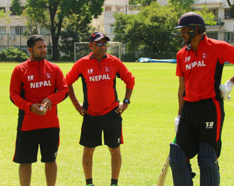Hong Kong decimates Nepal by 83 runs