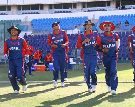 Nepal to bowl first, Pun replaces Gauchan in XI