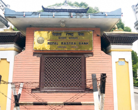 Nepal Rastra Bank renames departments, designates provincial offices