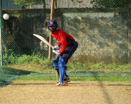1st Practice Match: Ban U-19 bowlers on top as Nep U-19 limited to 153 runs