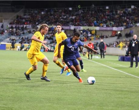 Nepal loses 5-0 to Australia