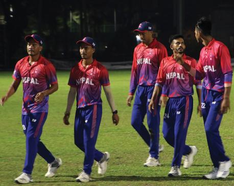 Zimbabwe outplayed Nepal in tough loss