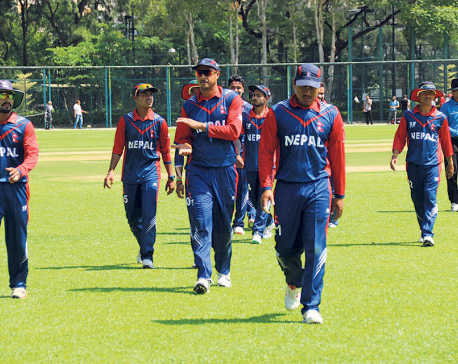 Nepal's qualification chances slim after Hong Kong defeat