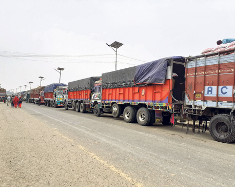 ICP delay creates chaos at Nepalgunj customs