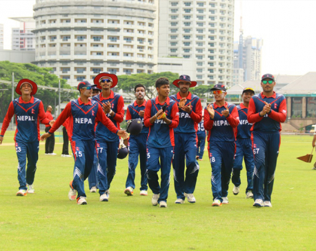 Nepal eyes for big margin win against Malaysia to keep world cup hopes alive