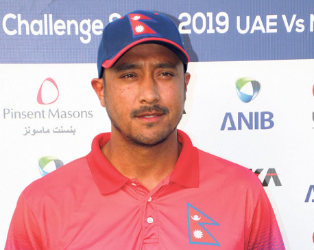 Nepal's longest-serving national cricket team captain Paras Khadka resigns