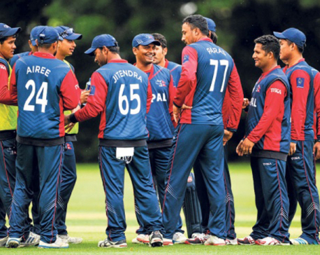 Nineteen-member cricket team selected for India tour
