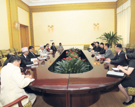 Nepali parliamentary delegation visits North Korea for peace and friendship