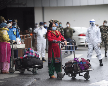 Rescue for Nepalis stranded abroad due to COVID-19 'too little, too late'