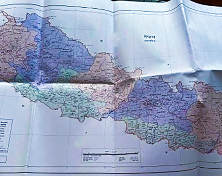 Nepal's new map to be updated in constitution's schedule, coat of arms and school curriculum