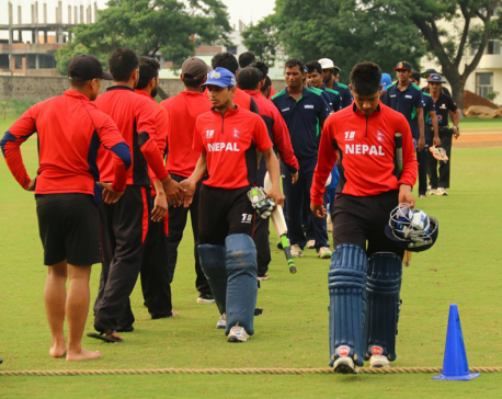 Nepal elects to field first in a must-win match