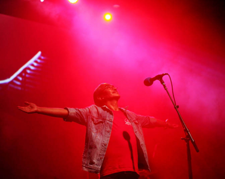 Nepathya rocks full house in Sydney