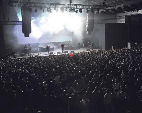 Nepathya rocks full house in Sydney